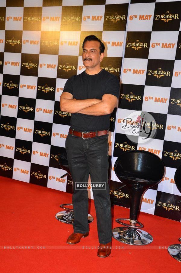 Pawan Malhotra at the Launch Of Film Zorawar