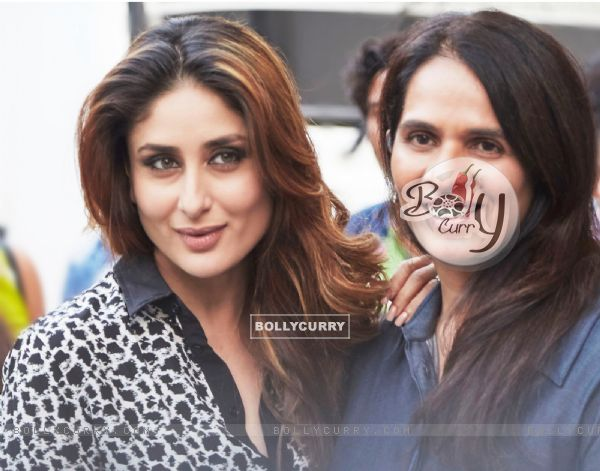 Kareena Kapoor turns Muse for AND
