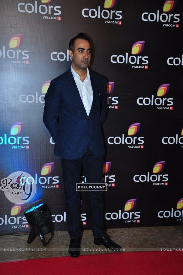 Ranvir Shorey at Colors TV's Red Carpet Event