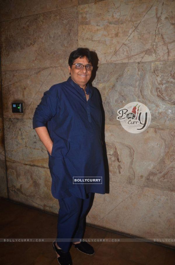 Vashu Bhagnani Attends Special Screening of a Film at Lightbox