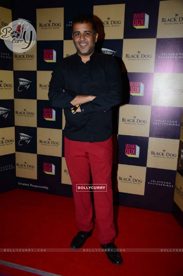 Chetan Bhagat at Premiere of 'Who's Line is It Anyway'
