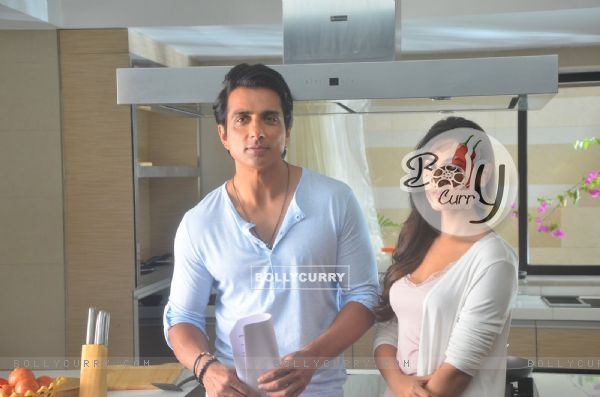 Sonu Sood and Sonal Chauhan Endorse 'Texmo Pipe Fittings'