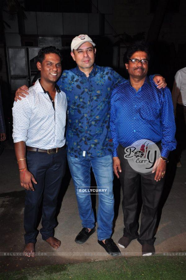 Atul Agnihotri at Starline Show