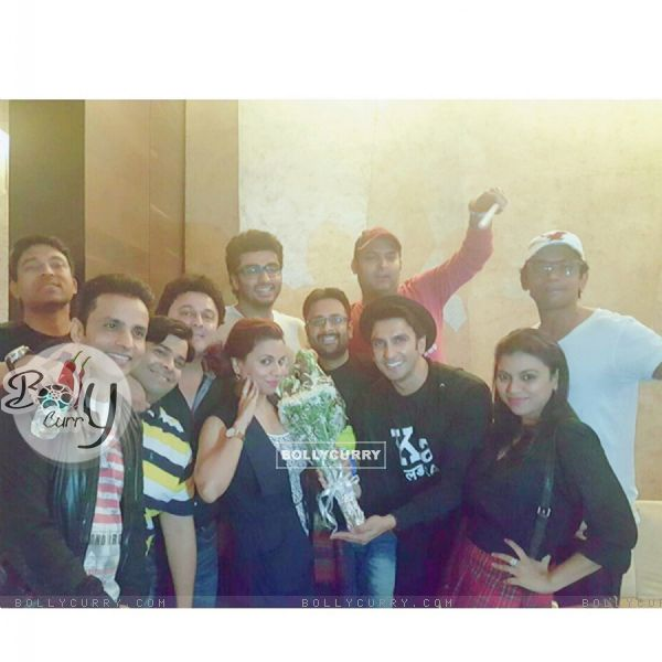 Kapil Sharma Team attends Special Screening of Ki And Ka