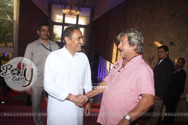 Mahesh Manjrekar at Lokmat Maharashtrian of the Year Awards 2016