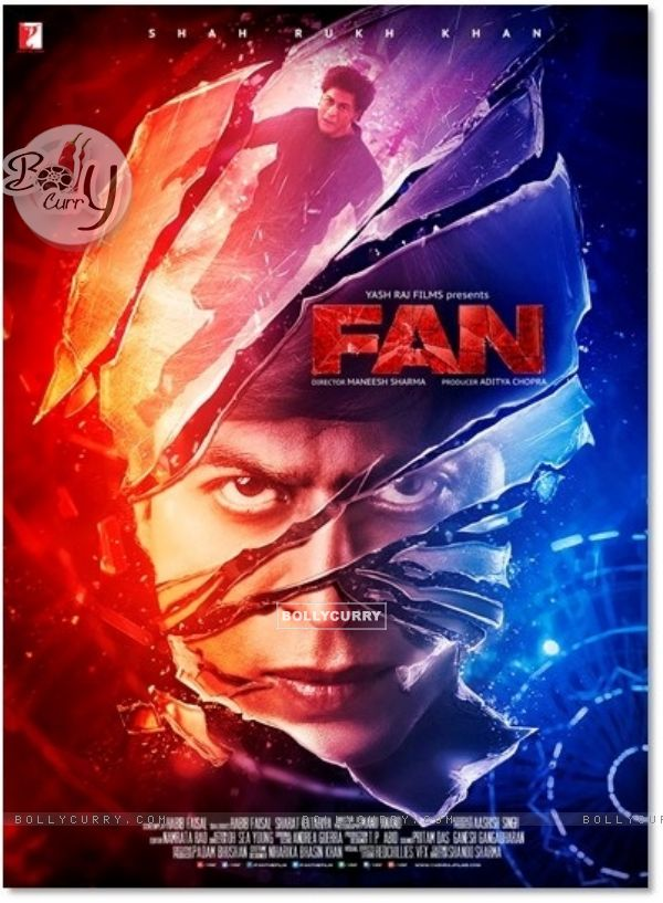 Shah Rukh Khan in Fan (402324)