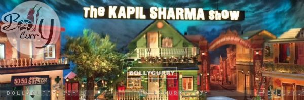 Set of The Kapil Sharma Show