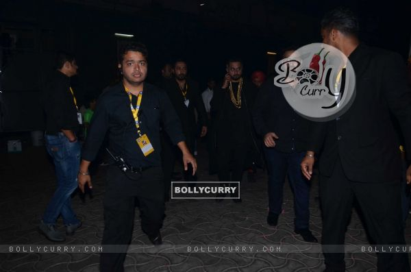 YO YO Honey Singh at IPL Opening Ceremony
