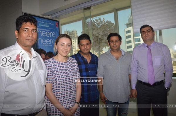 Bhushan Kumar at Launch of film 'Film in Georgia' Scheme