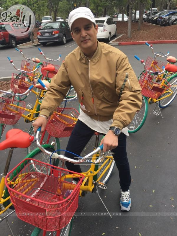 Jimmy Shergill Visits Google Headquarters
