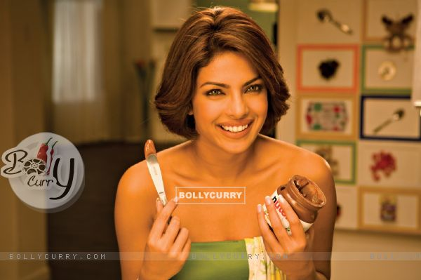 Priyanka Chopra in the movie Pyaar Impossible