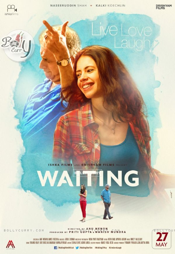 Poster of the film 'Waiting'