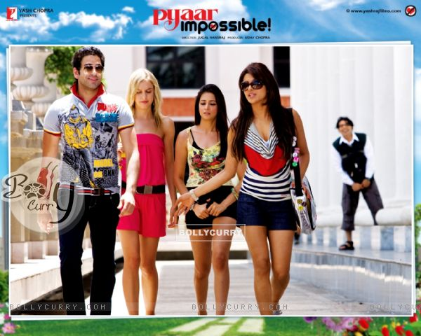 Pyaar Impossible movie wallpaper with Priyanka Chopra (40409)