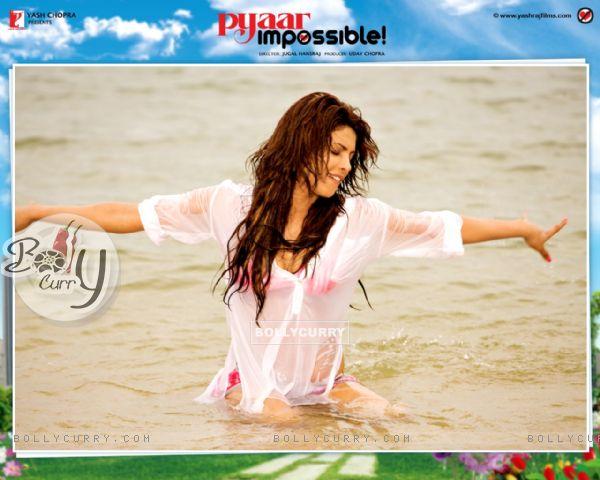 Wallpaper of Pyaar Impossible movie (40411)
