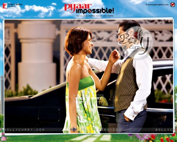 Wallpaper of Pyaar Impossible movie (40414)