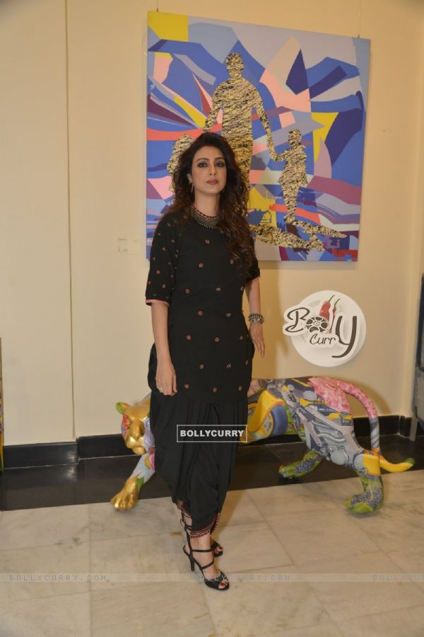 Tabu at Khushi NGO Charity Event in Delhi