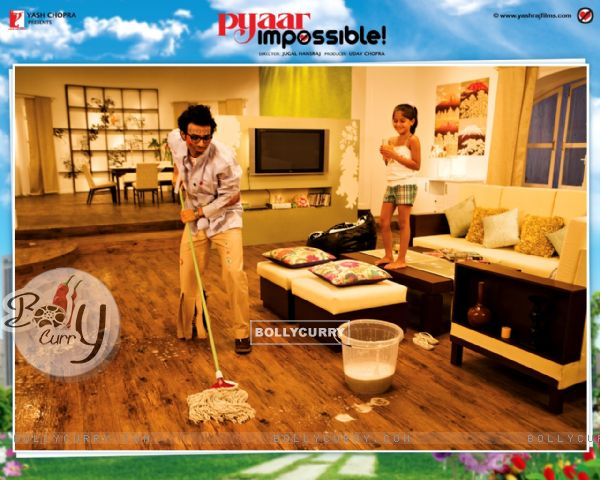 Wallpaper of Pyaar Impossible movie with Uday Chopra (40418)