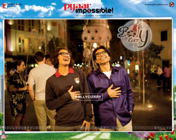 Wallpaper of the movie Pyaar Impossible (40420)