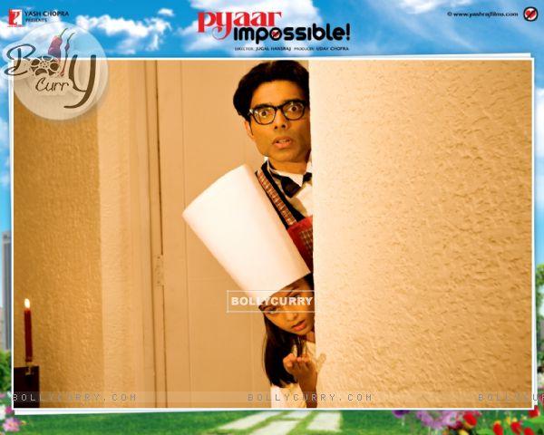 Wallpaper of Pyaar Impossible movie (40422)