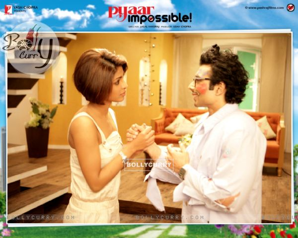 Wallpaper of Pyaar Impossible movie (40426)