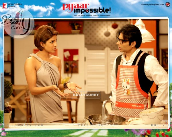 Pyaar Impossible movie wallpaper (40427)