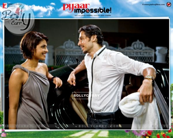 Wallpaper of the movie Pyaar Impossible (40428)