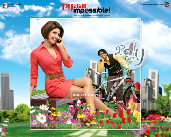 Wallpaper of the movie Pyaar Impossible (40431)