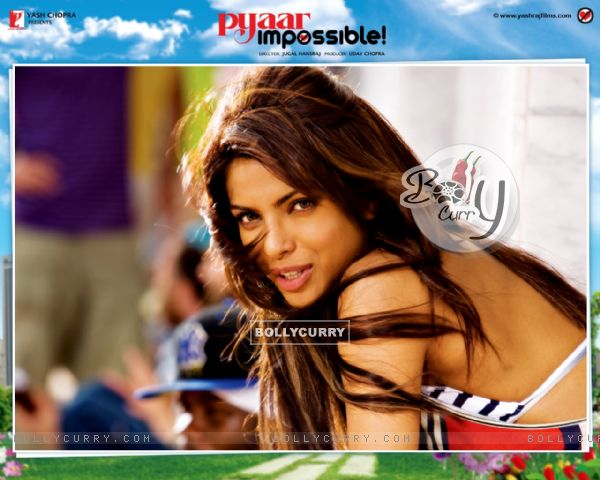 Wallpaper of the movie Pyaar Impossible (40435)