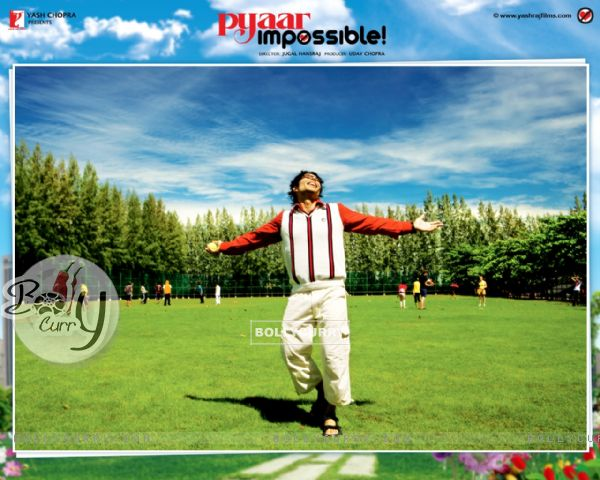 Wallpaper of the movie Pyaar Impossible (40436)