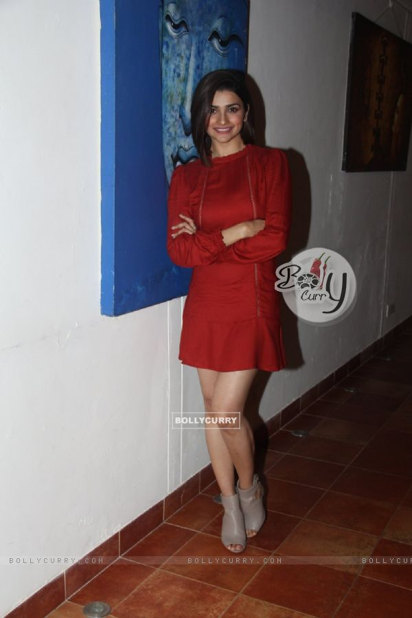 Prachi Desai at Media Interactions of Azhar