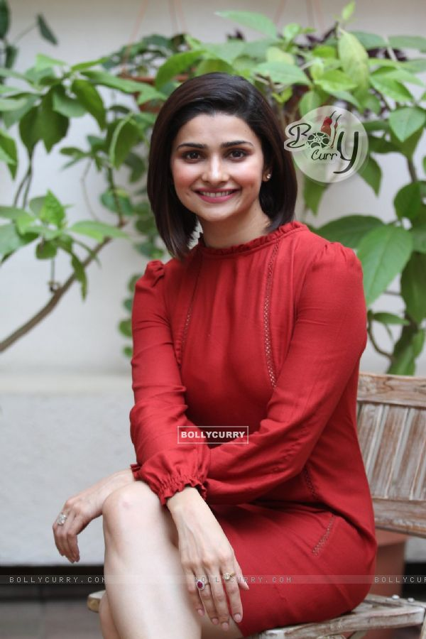 Prachi Desai at Media Interactions of Azhar (404468)