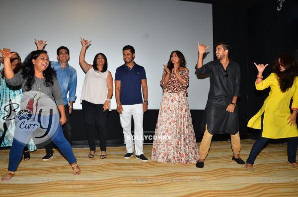 Randeep Hooda and Richa Chadda at Song Launch of 'Sarabjit'