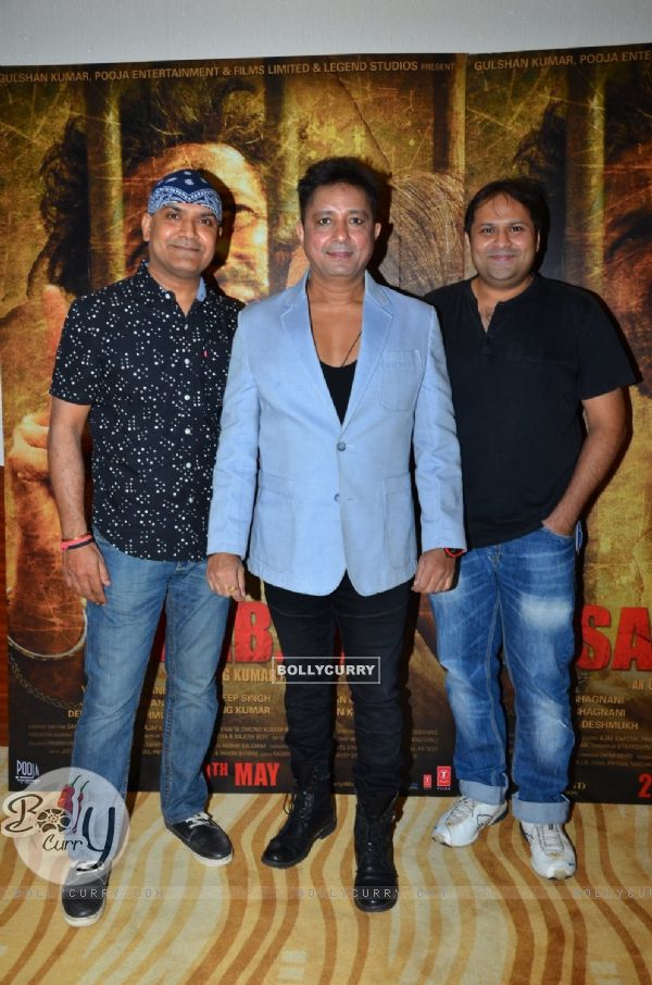 Singer Sukhwinder Singh at Song Lauch of 'Sarabjit' (404508)
