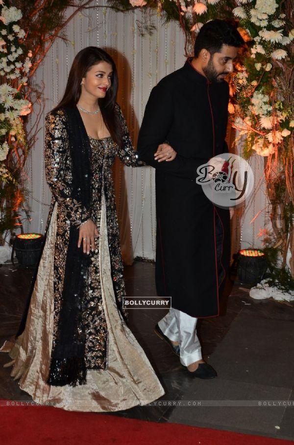 Bollycurry Abhishek Bachchan And Aishwarya Rai Bachchan At Karan
