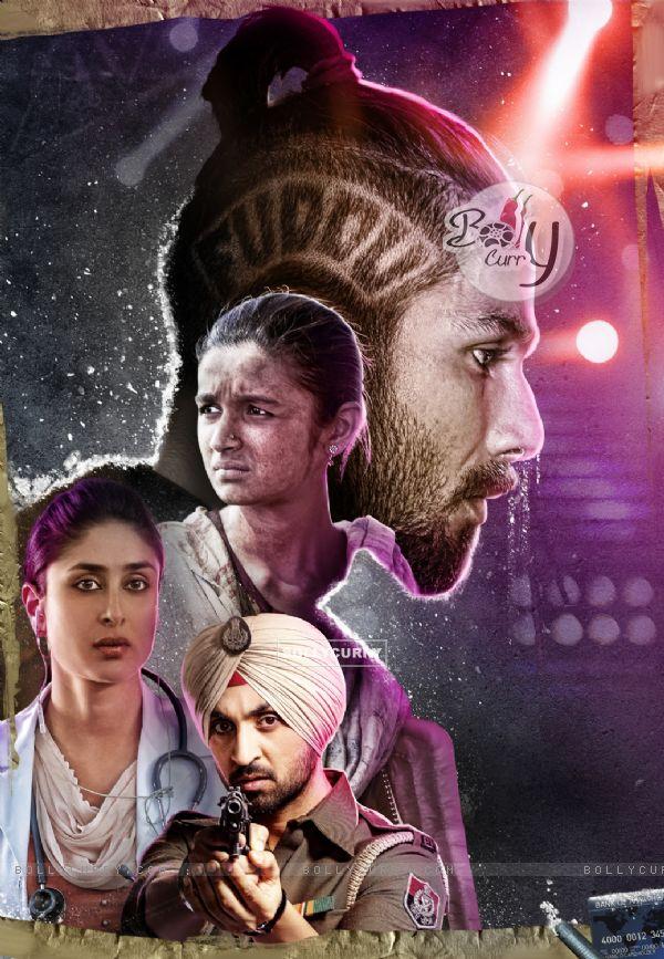 Udta Punjab Poster!