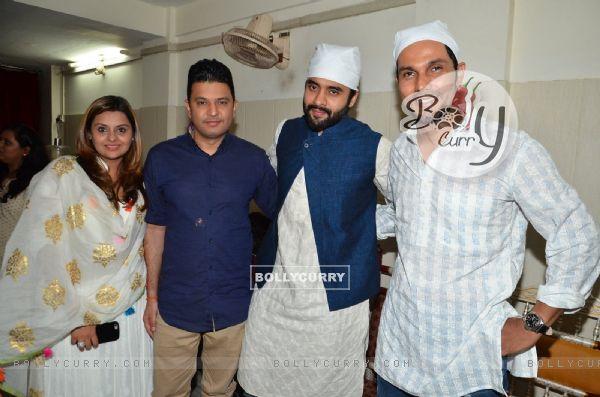 Randeep Hooda and Jackky Bhagnani Pay Homage to Sarabjit