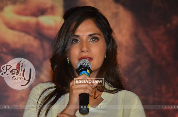 Richa Chadda Pays Homage to Sarabjit
