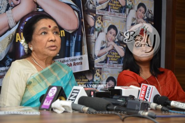 Asha Bhosle Announces her Farewell Tour in UK