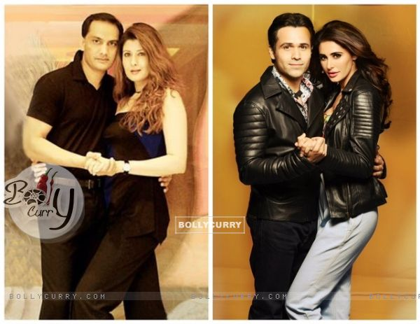 Nargis Fakhri and Emraan Hashmi recreating Real life pictures of Azhar (405441)