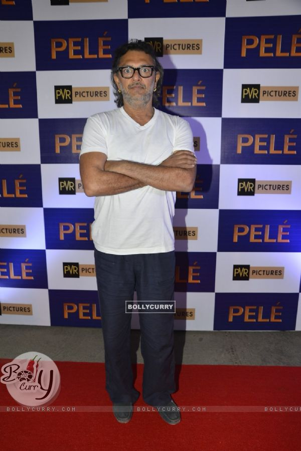 Rakeysh Omprakash Mehra at Special Screening of 'Pele'