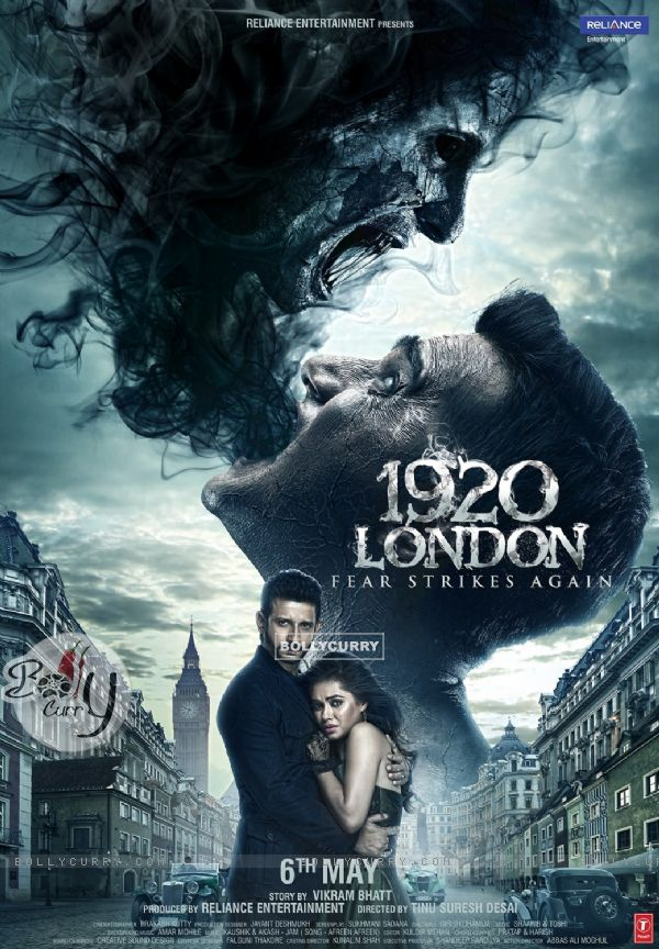 Poster of the film '1920 London'