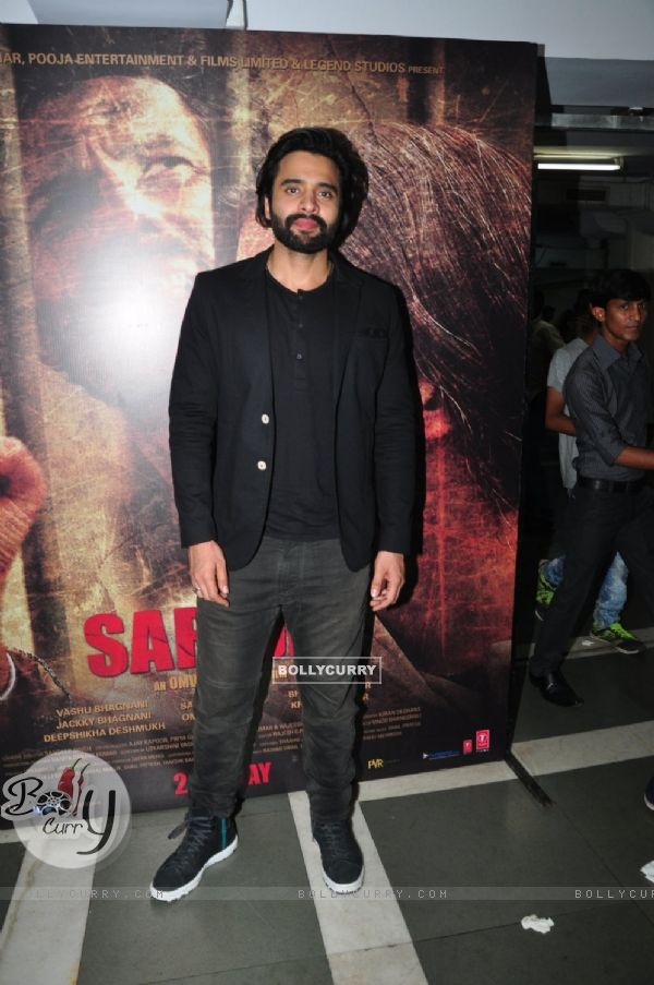 Jackky Bhagnani at Music Launch of 'Sarabjit'