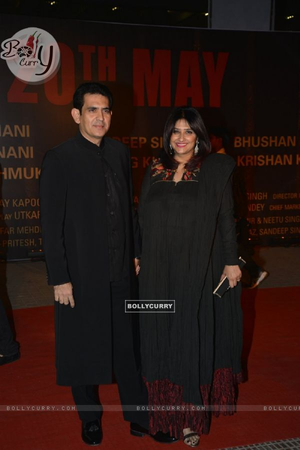 Omung Kumar at Special Premiere of 'Sarabjit' (406360)