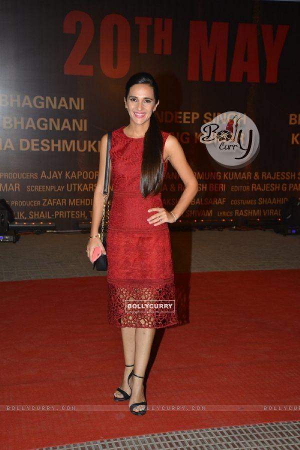 Tara Sharma at Special Premiere of 'Sarabjit' (406363)