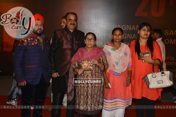 Sarabjit's Family at Special Premiere of 'Sarabjit' (406374)