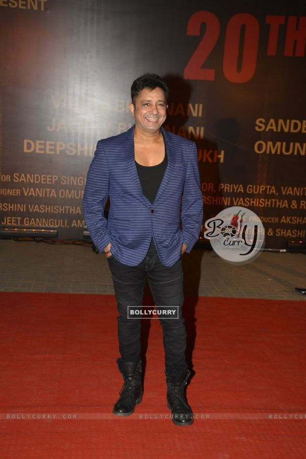 Sukhwinder Singh at Special Premiere of 'Sarabjit' (406380)