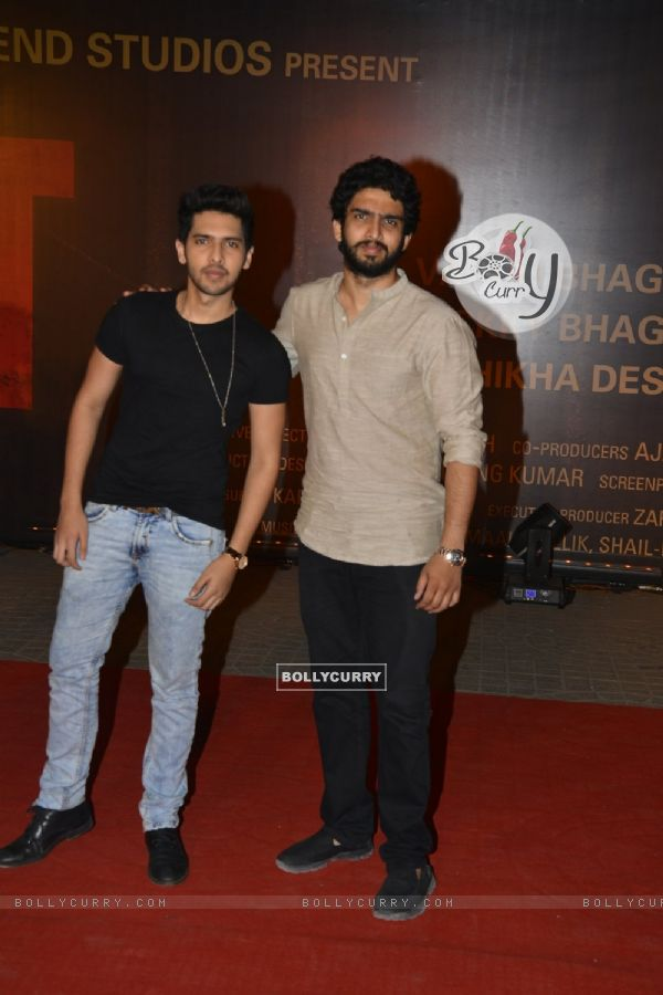 Amaal Mallik and Arman Malik at Special Premiere of 'Sarabjit' (406383)