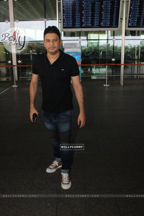 Airport Spotting: Bhushan Kumar!
