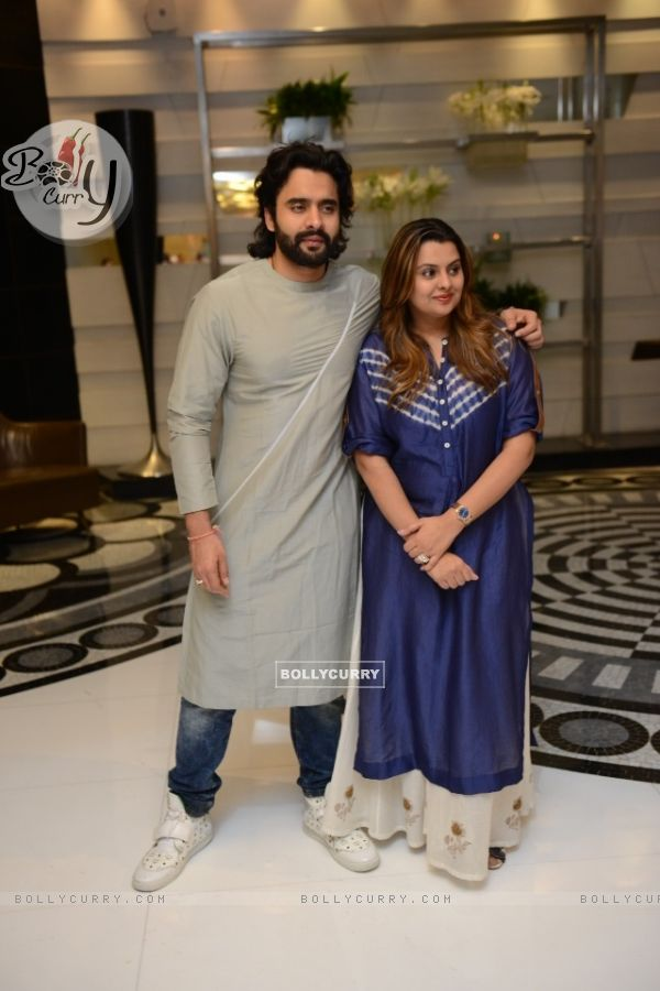 Jackky Bhagnani at Press Meet of 'Sarbjit' (406609)