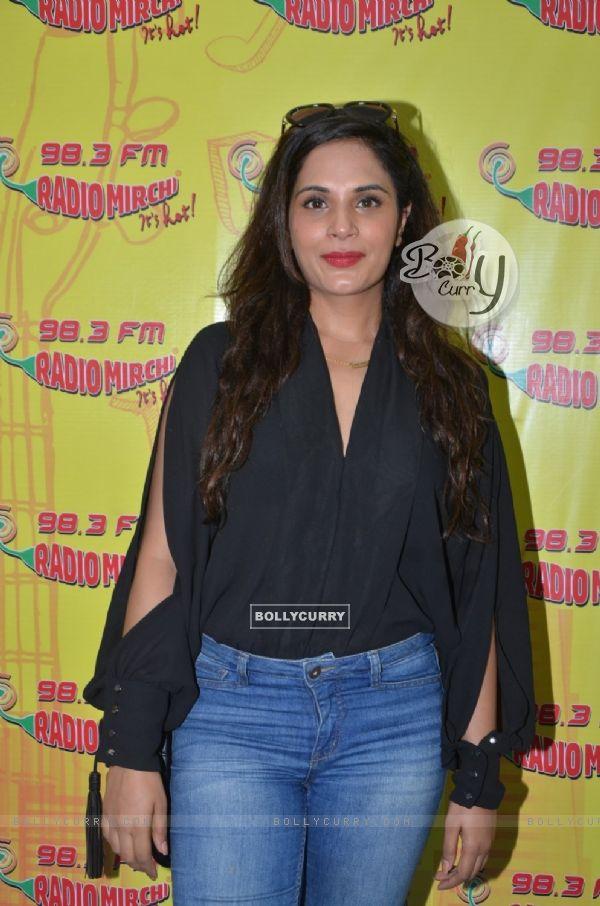Richa Chadda at Radio Mirchi for Promotions of 'Sarbjit' (406945)